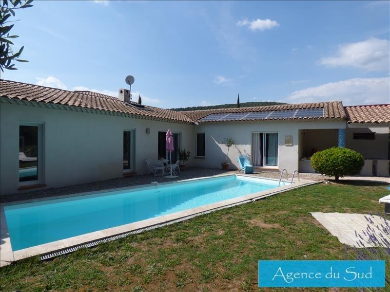 Vente de prestige maison / villa Carnoux en provence 555000€ - Photo 2