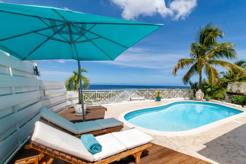 Verkauf von luxusobjekt haus La saline les bains 894000€ - Fotografie 2