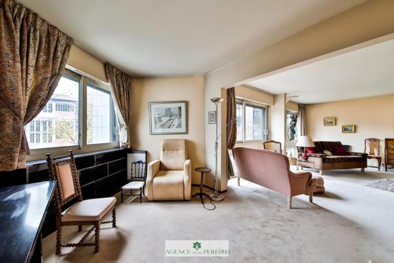 Vente de prestige appartement Paris 17ème 1098000€ - Photo 2