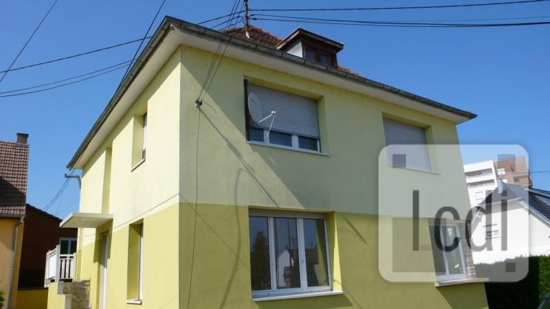Vente immeuble Ostwald 525 000€ - Photo 1