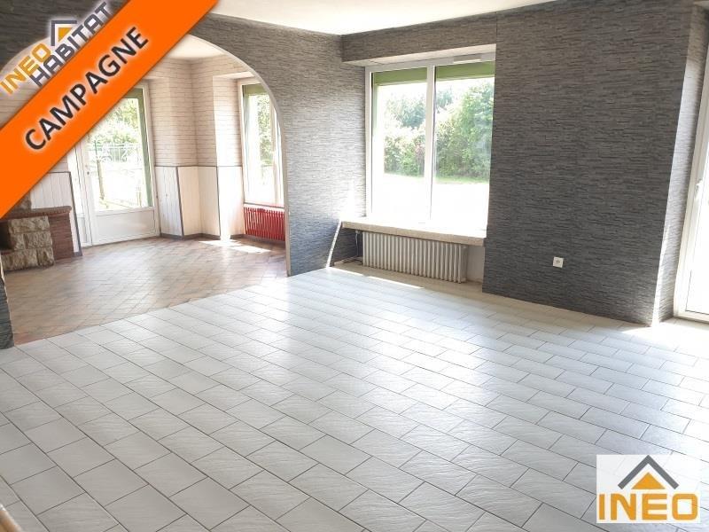 Vente maison / villa St uniac 219450€ - Photo 1
