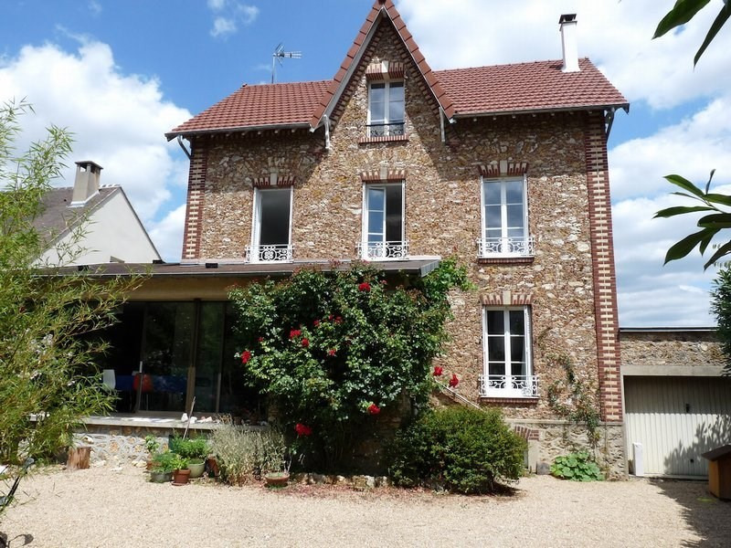Sale house / villa Orgeval 990 000€ - Picture 1
