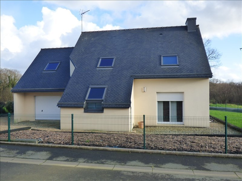 Vente maison / villa Louargat 173500€ - Photo 1