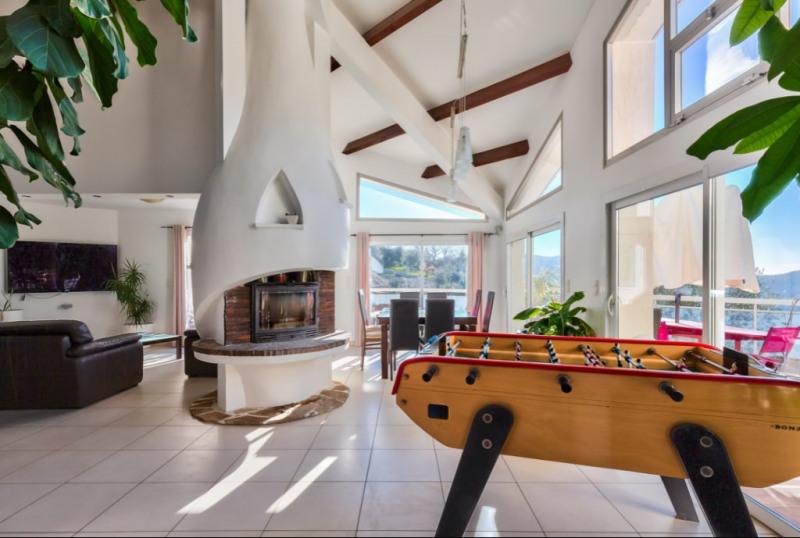 Vente de prestige maison / villa Saint andre de la roche 870000€ - Photo 4