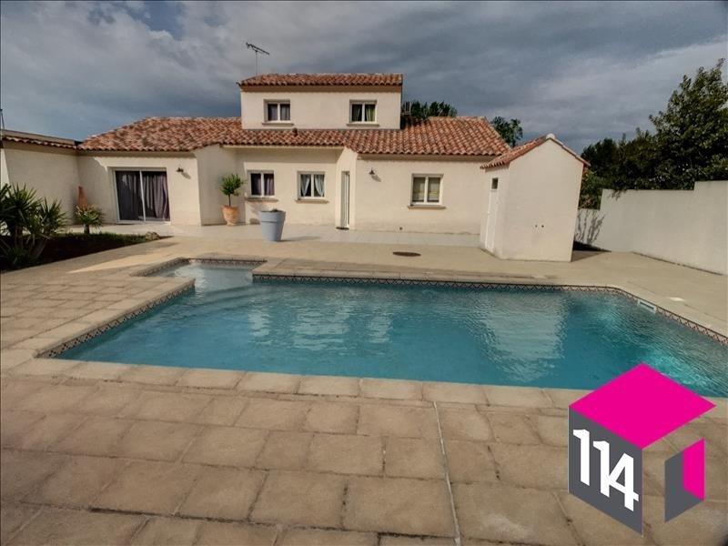 Deluxe sale house / villa St genies des mourgues 600000€ - Picture 1
