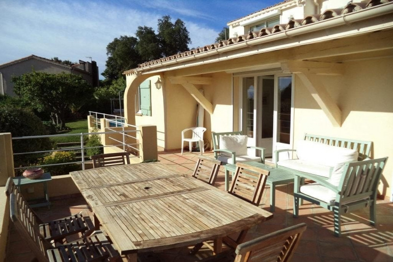Vente maison / villa Les issambres 889000€ - Photo 1
