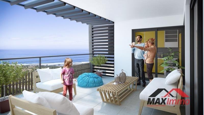 Vente appartement St leu 256899€ - Photo 1