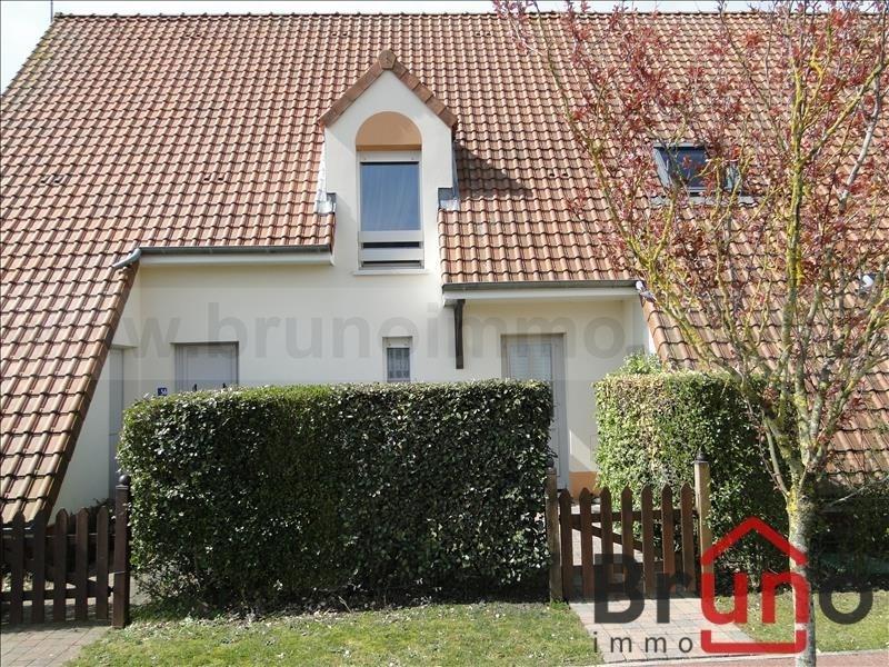 Vente maison / villa Le crotoy 168100€ - Photo 1