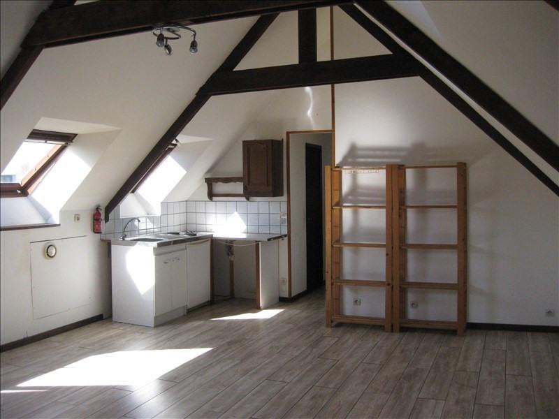 Rental apartment Moelan sur mer 515€ CC - Picture 1