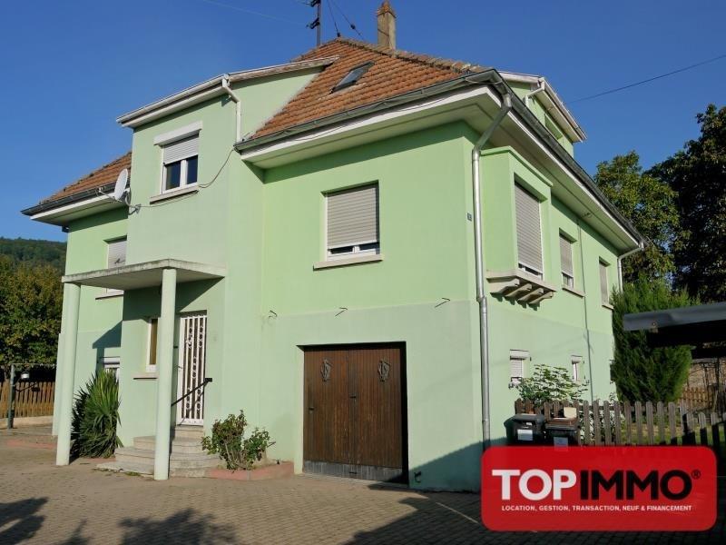 Sale house / villa Soultz haut rhin 268000€ - Picture 2