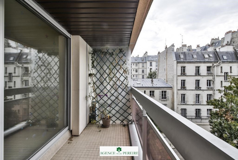Sale apartment Paris 17ème 455 000€ - Picture 1