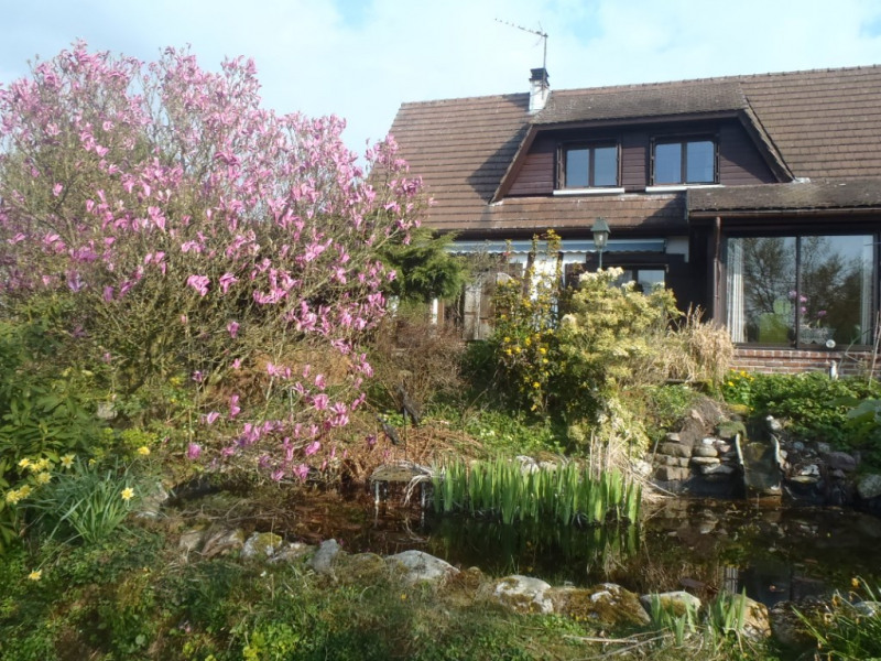 Sale house / villa Saint jacques sur darnetal 298500€ - Picture 2