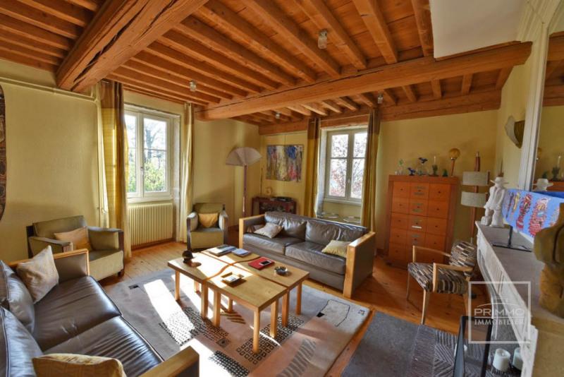 Vente de prestige maison / villa Saint cyr au mont d'or 1280000€ - Photo 2