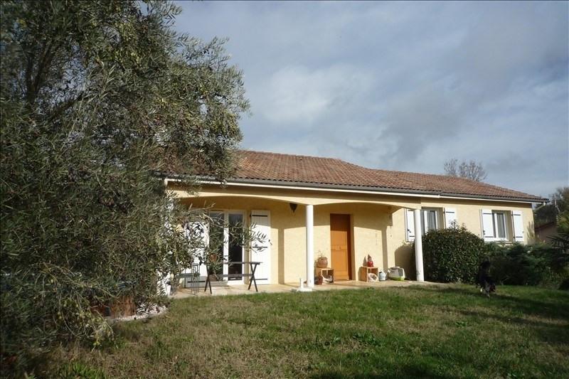 Sale house / villa St romain de surieu 288000€ - Picture 1