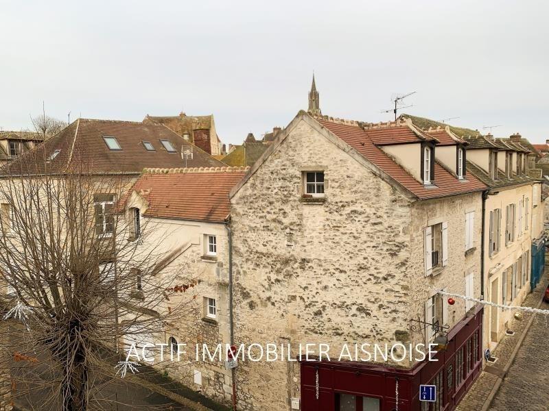 Rental apartment Senlis 525€ CC - Picture 3