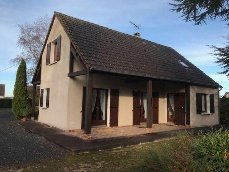 Sale house / villa Aubigny sur nere 195000€ - Picture 1