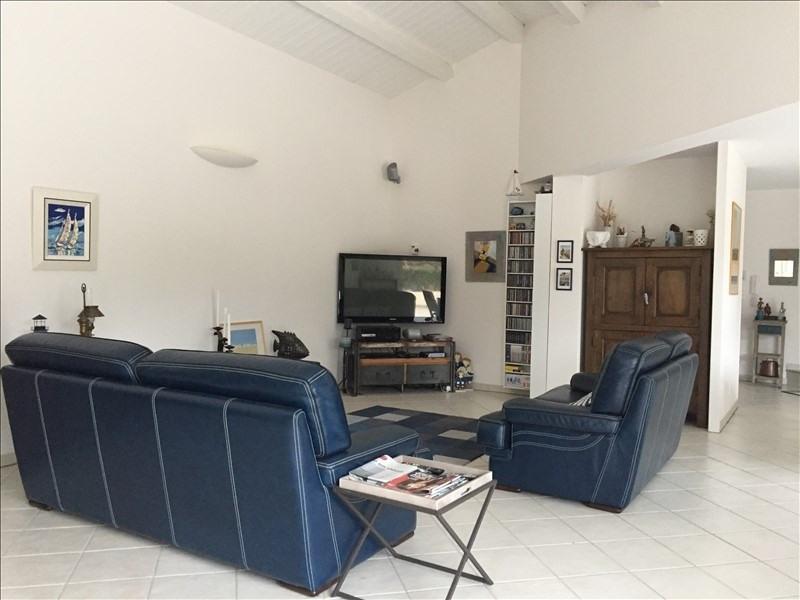 Sale house / villa Jard sur mer 416000€ - Picture 8