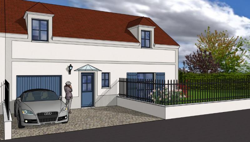 Vente maison / villa Morainvilliers 503000€ - Photo 1