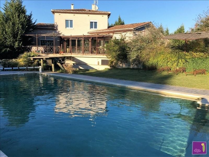 Verkoop van prestige  huis Vallon pont d arc 622000€ - Foto 8