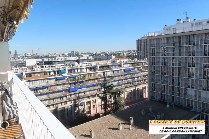 Venta  apartamento Boulogne billancourt 735000€ - Fotografía 3