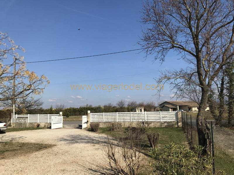 Viager maison / villa Malissard 174 000€ - Photo 3