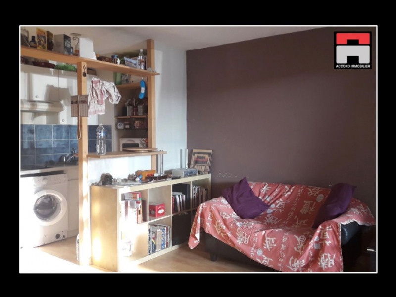 Sale apartment Toulouse 85 000€ - Picture 1
