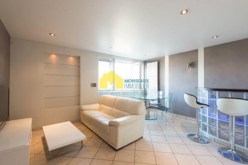 Rental apartment Sainte genevieve des bois 795€ CC - Picture 1