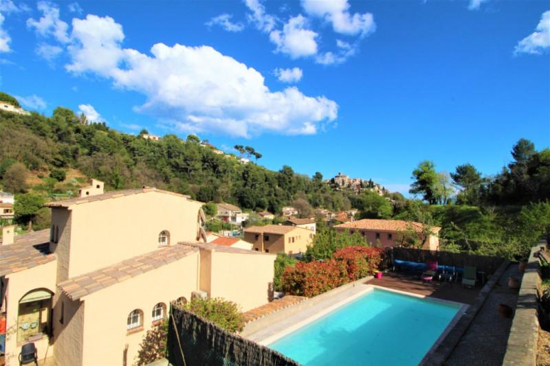 Deluxe sale house / villa Cagnes sur mer 599000€ - Picture 3
