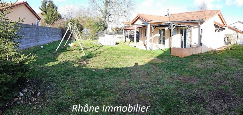 Vente maison / villa Jonage 330 000€ - Photo 2