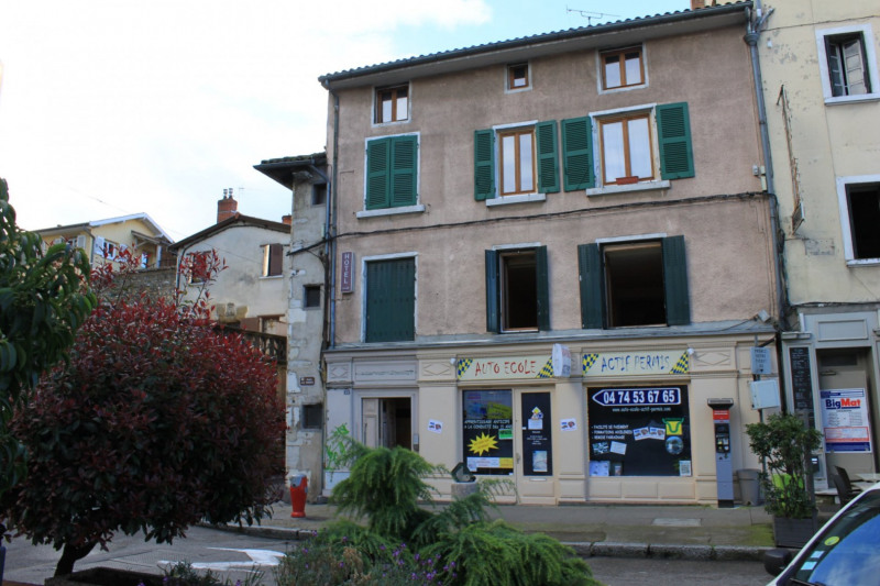 Sale building Vienne 317 000€ - Picture 2