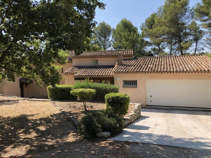 Sale house / villa Eguilles 1254000€ - Picture 3