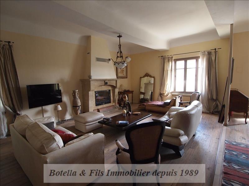 Verkoop van prestige  huis Uzes 526000€ - Foto 5