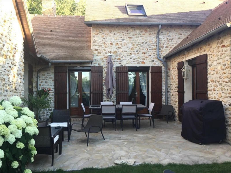Sale house / villa Montfort-l'amaury 549 000€ - Picture 2