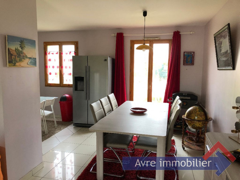 Vente maison / villa Verneuil d'avre et d'iton 155000€ - Photo 2