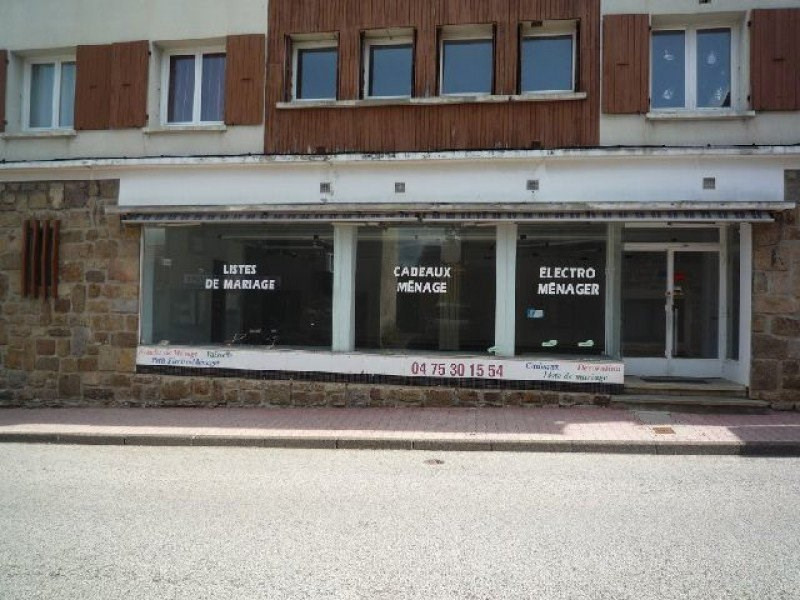 Vente local commercial St agreve 107 500€ - Photo 2