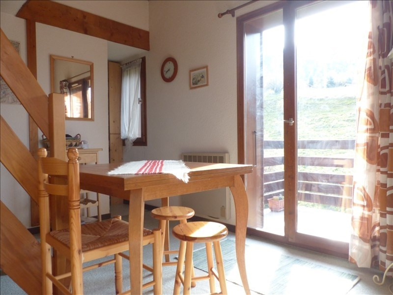 Vente appartement Mont saxonnex 128 800€ - Photo 4