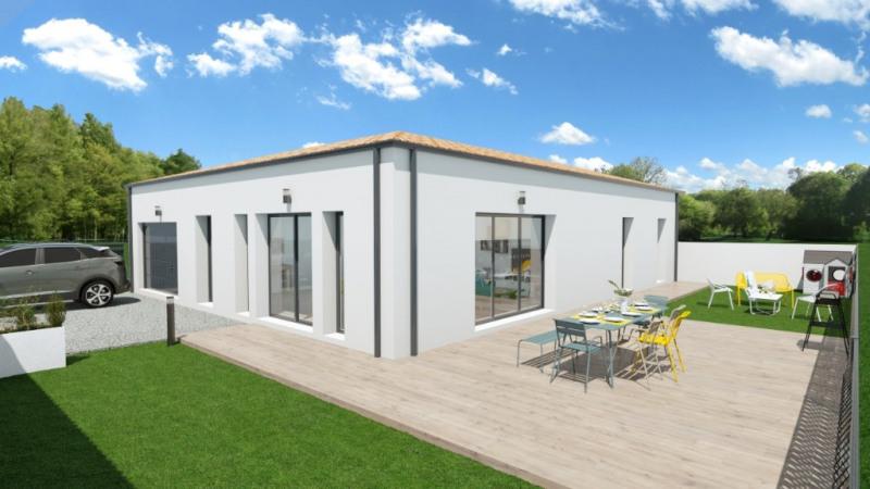 Maison neuve La Tremblade 4 pièces + garage et jar