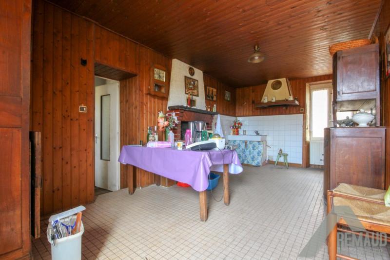 Sale house / villa Venansault 117140€ - Picture 5
