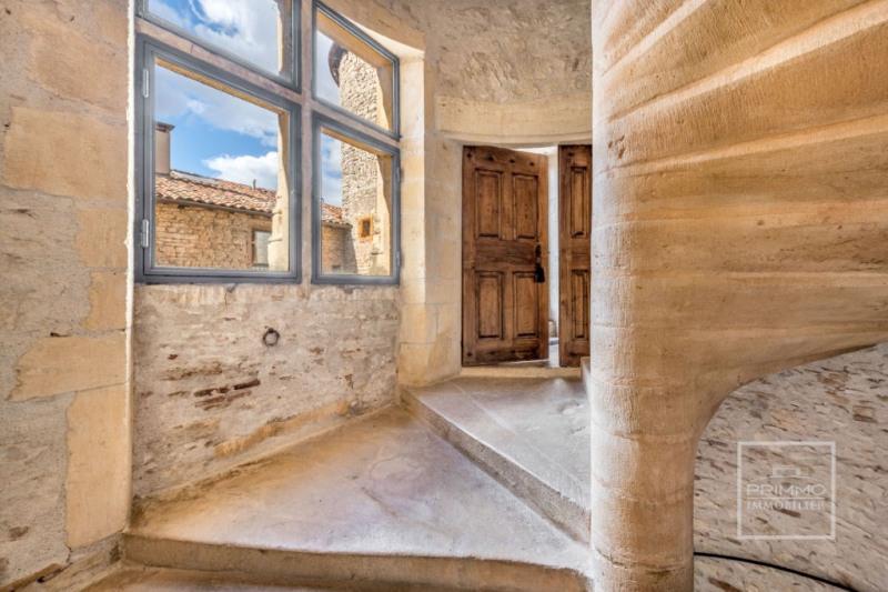 Vente de prestige maison / villa Chazay d'azergues 2300000€ - Photo 12