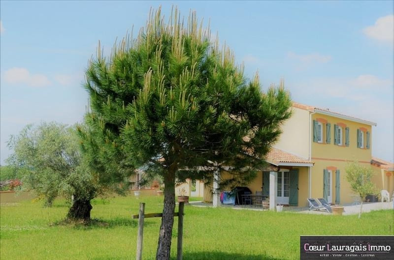 Vente maison / villa Caraman 388500€ - Photo 2