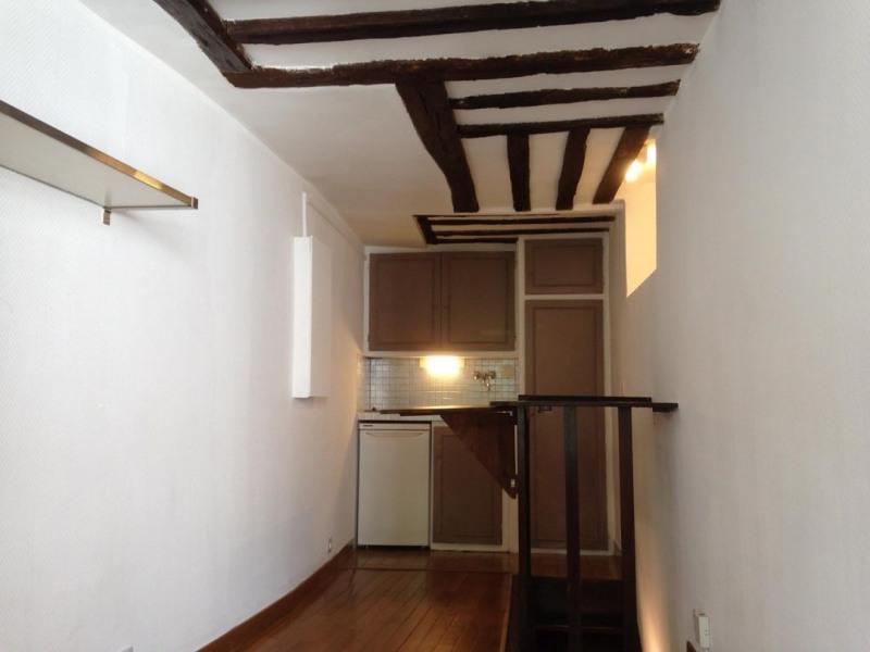 Vente appartement Paris 4ème 213000€ - Photo 1