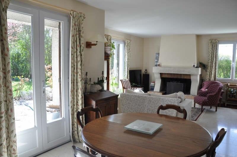 Sale house / villa Crespieres 540000€ - Picture 3