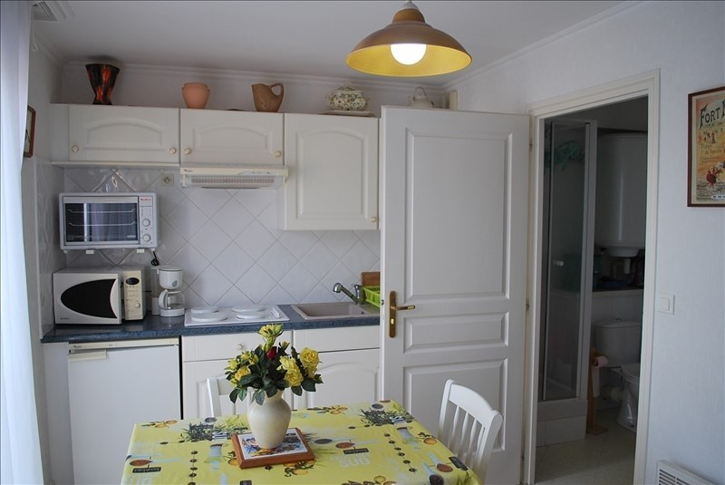 Sale apartment Fort mahon plage 78 500€ - Picture 2