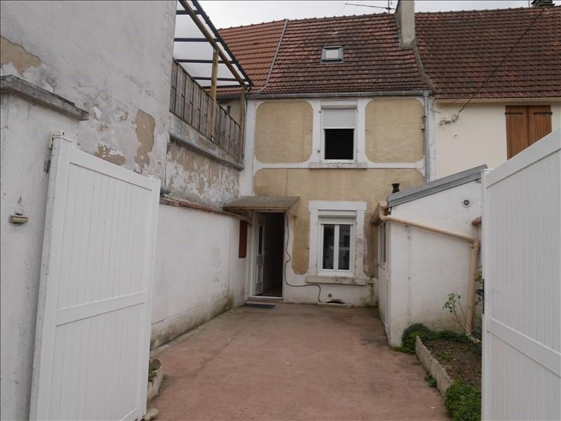 Sale house / villa Rosny sur seine 164000€ - Picture 1