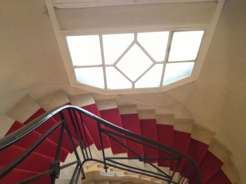Rental apartment Paris 16ème 3380€ CC - Picture 2