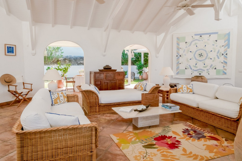 Sale house / villa St barthelemy  - Picture 6