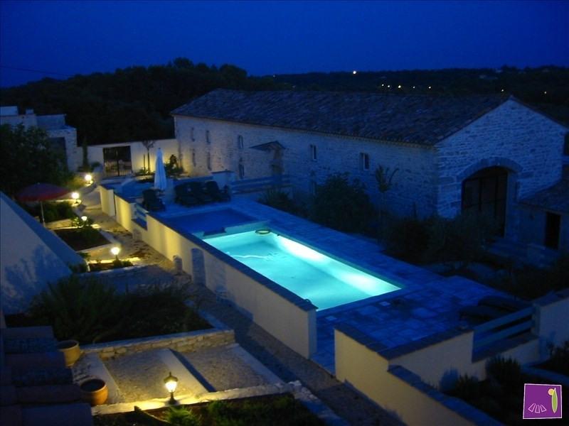 Immobile residenziali di prestigio casa Uzes 1590000€ - Fotografia 10