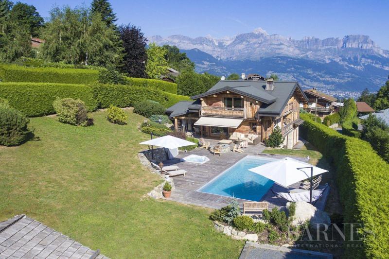 Vente de prestige maison / villa Saint-gervais-les-bains 2450000€ - Photo 18
