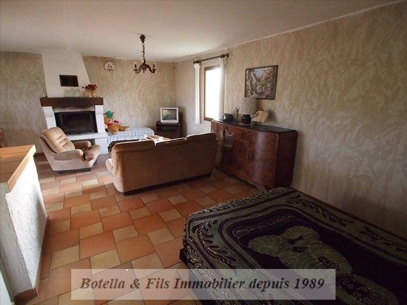 Venta  casa Barjac 266000€ - Fotografía 6
