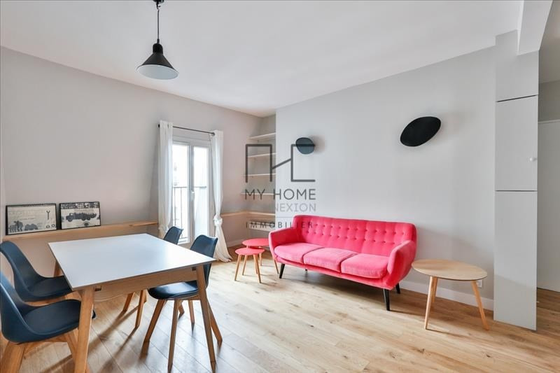 Verkauf wohnung Paris 18ème 399000€ - Fotografie 2